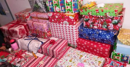 Коледа в Кутия 2018 -2
