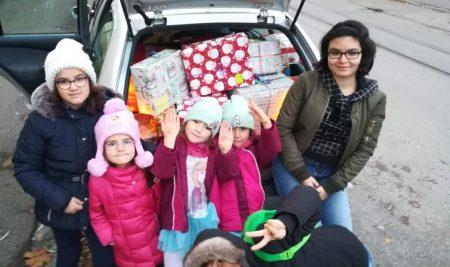 """Wohltätigkeitsaktion """"Weihnachten in der Box"""" 2019"""