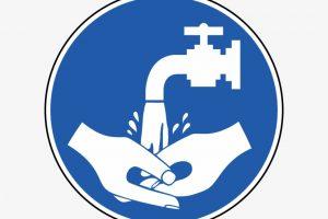 Bitte Hände waschen 1